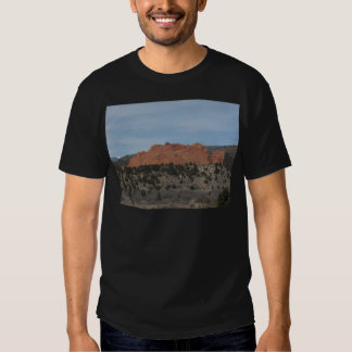 Rock formation t shirts