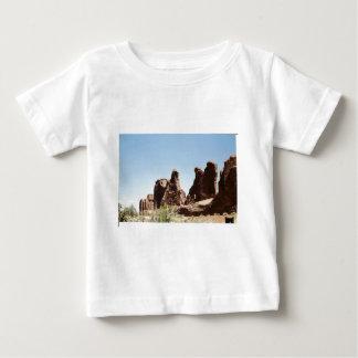 Rock Formations in Utah Baby T-Shirt