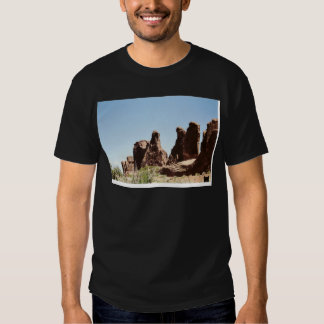 Rock Formations in Utah Shirt