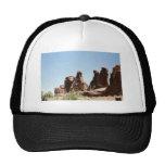 Rock Formations in Utah Trucker Hat