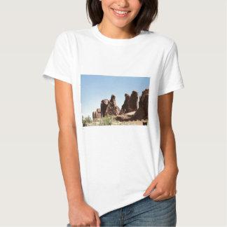 Rock Formations in Utah Tshirt