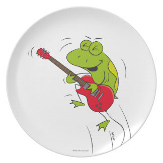 Rock Frog Plate