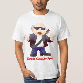 Rock Grandpa Tshirt