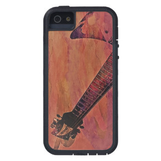 Rock guitar iPhone 5 cover