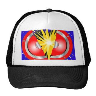 Rock Guitar Speaker Explosion Cap