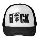 Rock Hard Trucker Hat