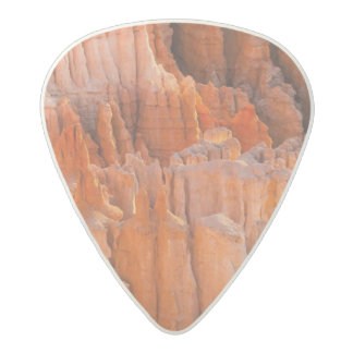 Rock Hoodoos in Morning Light Acetal Guitar Pick