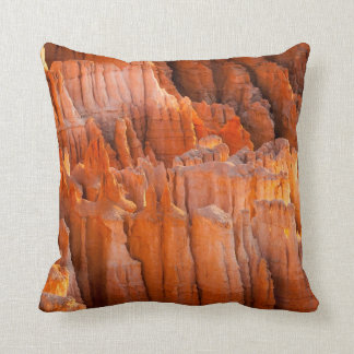 Rock Hoodoos in Morning Light Cushion