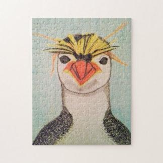 Rock Hopper Penguin Jigsaw Puzzle