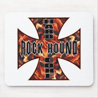 Rock Hound Hard Core Mouse Mats