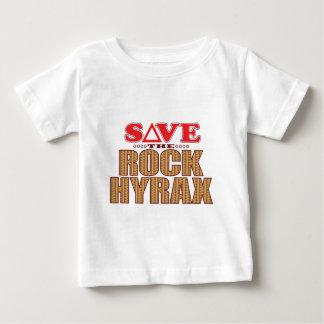 Rock Hyrax Save Baby T-Shirt