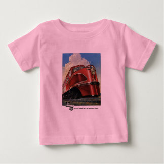 Rock Island Lines 1941 Alco Diesels Infant T-Shirt