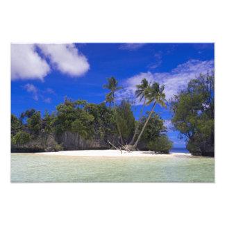 Rock Islands Palau Photo Print
