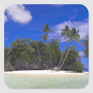 Rock Islands Palau Sticker