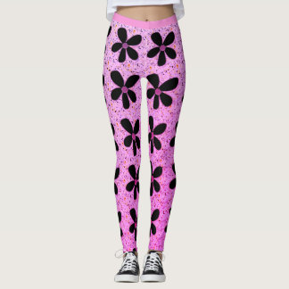 Rock-It-Daisies(c)Tropical-Boogie*-XS-XL_Leggings_ Leggings