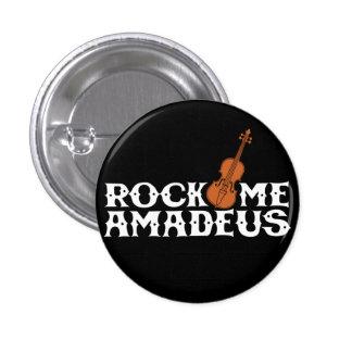 Rock Me Amadeus Retro Flair Button
