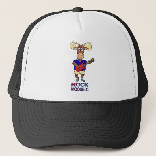 ROCK MOOSE-IC CAP