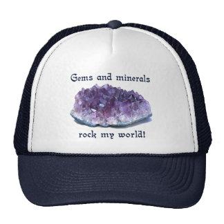 Rock My World Cap