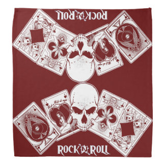Rock n Roll Aces Bandana