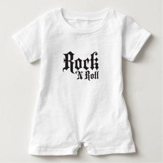"""""""Rock N Roll"""" Baby Bodysuit"""