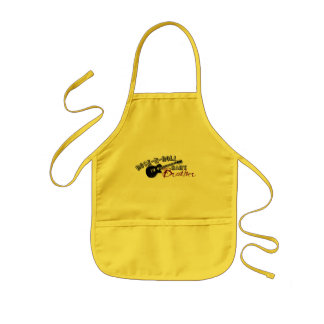 Rock-n-Roll Baby Brother Kids Apron