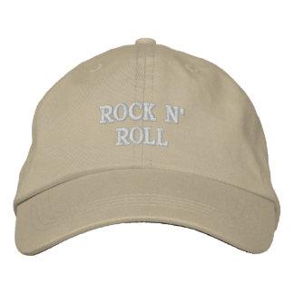 ROCK N' ROLL BASEBALL CAP
