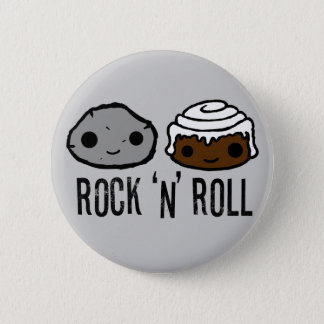 Rock 'N' Roll Button