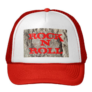 ROCK N ROLL CAP