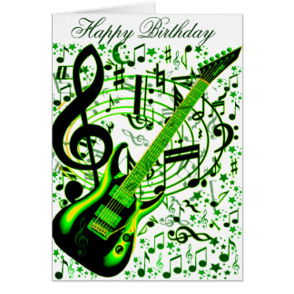 Rock n Roll_ Card