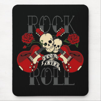 Rock n Roll Forever Mouse Mat