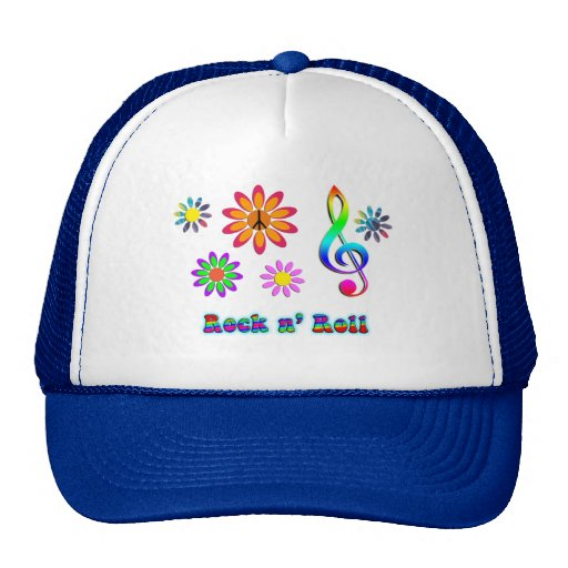 Rock n' Roll Trucker Hat