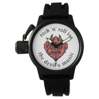 Rock 'n' Roll is the Devil's Music Watch