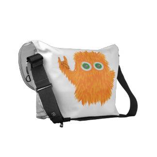 Rock N Roll Monster Commuter Bags