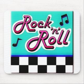 """Rock """"n"""" Roll Mousepad"""