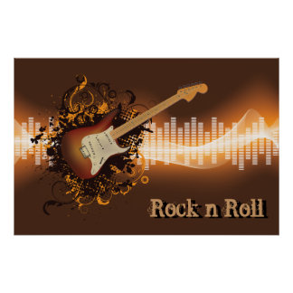 Rock N Roll - Music Posters