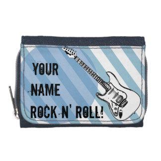"""""""Rock n' Roll"""" Retro Style Wallet"""