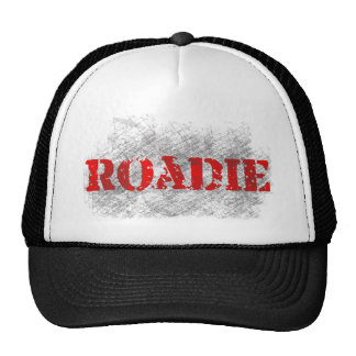 Rock n' Roll Roadie Hat