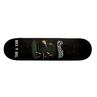 Rock 'n' Roll Sealth skateboard mini image
