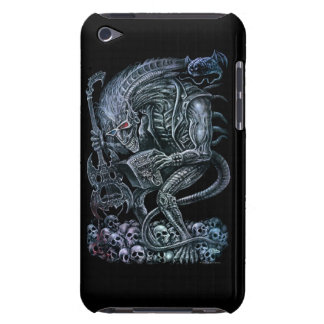 Rock n Roll Space Monster Barely There iPod Cases