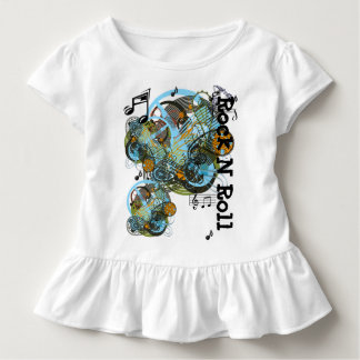 Rock N Roll Toddler T-Shirt