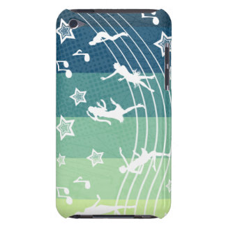 Rock N Roll Touch Barely There iPod Cases