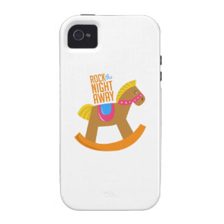 Rock Night Away Vibe iPhone 4 Cases