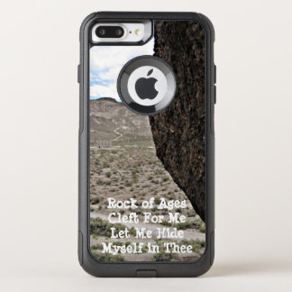 Rock of Ages Cleft For Me OtterBox Commuter iPhone 8 Plus/7 Plus Case