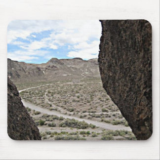 Rock of Ages Death Valley Photograph Mouse Pad