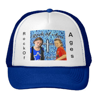 Rock Of Ages Mesh Hats