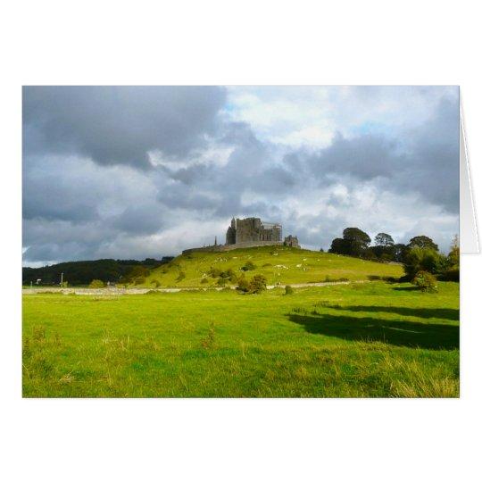 Rock of Cashel Card