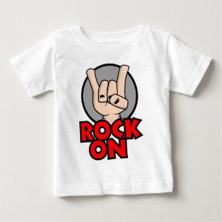 Rock On Baby Shirt