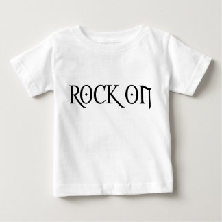 Rock On Baby T-Shirt