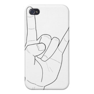 Rock On iPhone 4/4S Covers