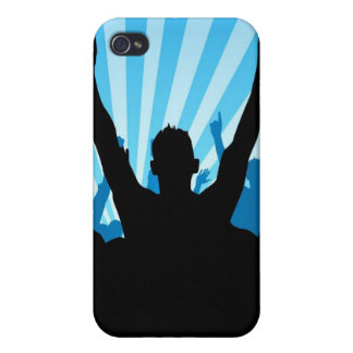 Rock on iPhone 4 cover